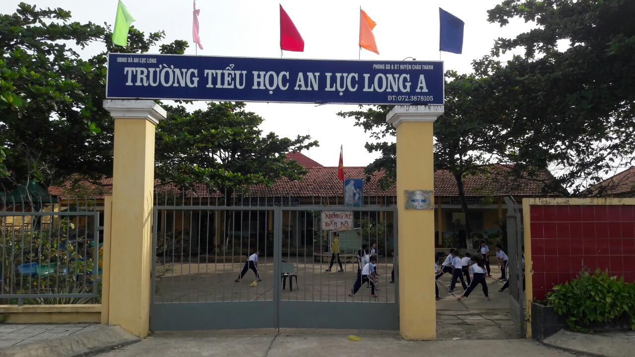 Tiểu học An Lục Long A